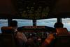 Final Approach to Sydney International Airport