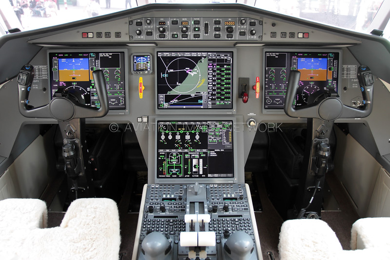 F-GVFX   Dassault Falcon 2000EX   Dassault Aviation
