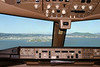 Approach to San Francisco Runway 28L
