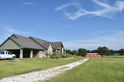 Wanda's ranch in Madisonville, TX