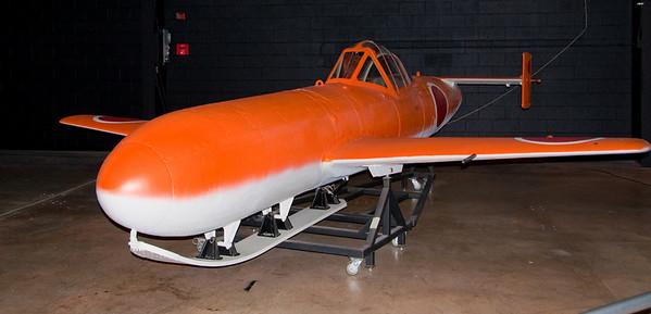 Dayton Air Museum 2008