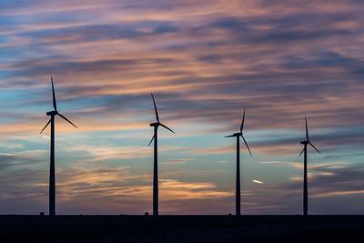 Windmills at Montezuma