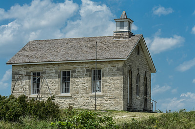 Lower Fox Creek School House