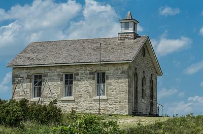 Lower Fox Creek School House