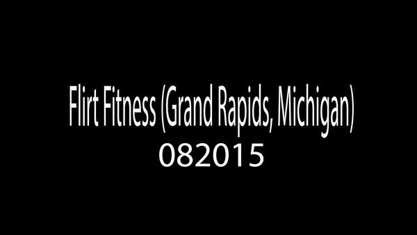 Flirt Fitness II (Grand Rapids, Michigan) 082015