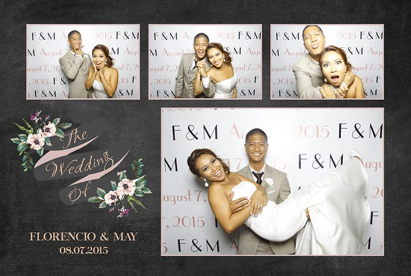 Flo & May (Fusion Photo Booth w/ Custom Backdrop)