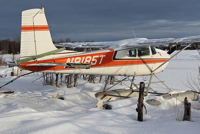 N9185T   Cessna 180 Skywagon