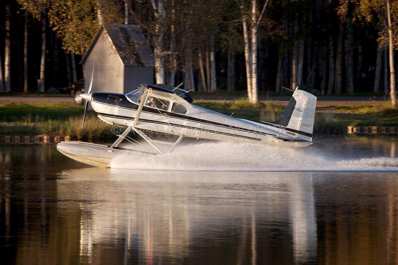 N969KM | Cessna 182A Skylane