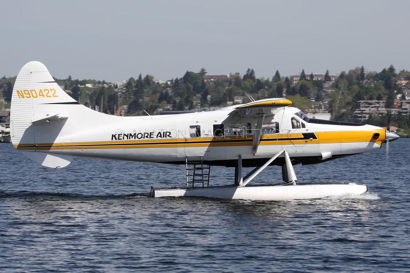 N90422 | de Havilland Canada DHC-3T Vazar Turbine Otter | Kenmore Air
