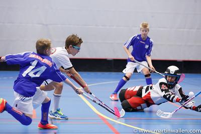 Tim Larsson #13 Rydboholms SK vs Floda IBK, Coop Forum Cup 2015.