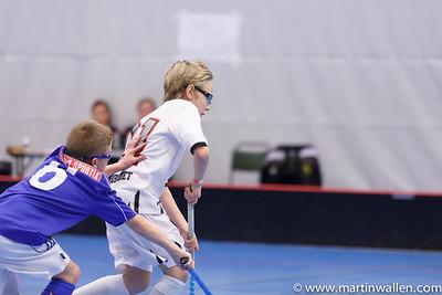 Elias Legneroth #21 Rydboholms SK vs Floda IBK, Coop Forum Cup 2015.