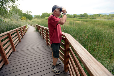 Flood Damaged Trails Repaired at Walden Ponds