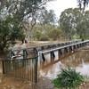 Local foot bridge