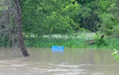 Lisa Yanick Litwiller - Morning Sun  Heavy rains overnight left Mt. Pleasant and most of Isabella County flooded on Friday, June 23, 2017.