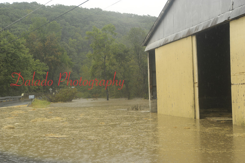 Shamokin Creek at Shamrock Mills, on Wednesday, Sept. 07.