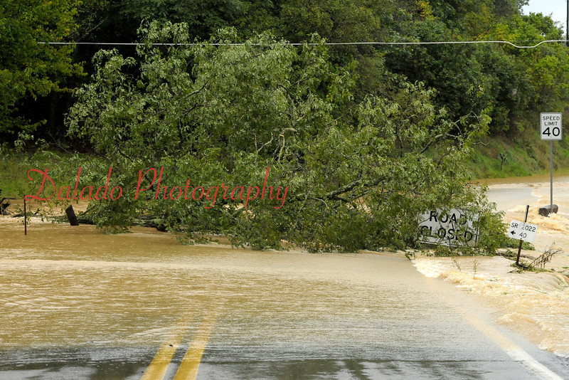 School House Rd. and Irish Valley Road on Wednesday, Sept. 07.