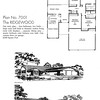Lakewood Estates, Floor Plan for Model 7001