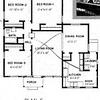 Carson Park, Floor Plan for Model E