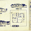 Lakewood Park, Floor Plans for Model 16 A, B, and C