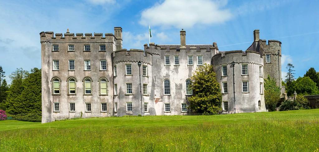 Picton Castle.