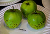 English Apples, Pethyre