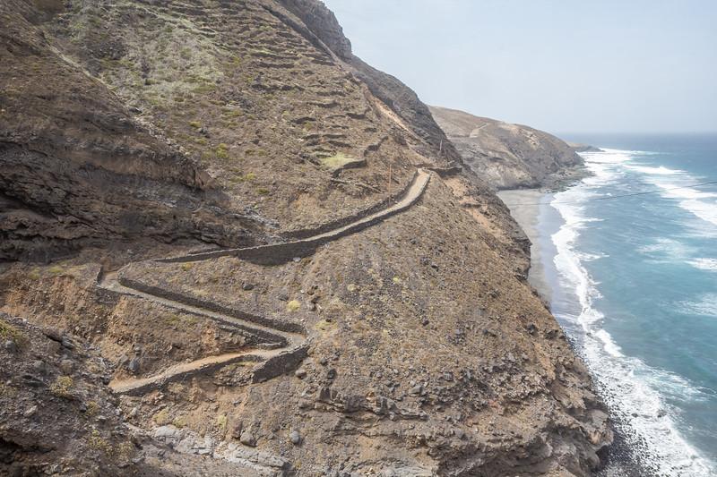 Cruzinha da Garca - Ponta de Sol