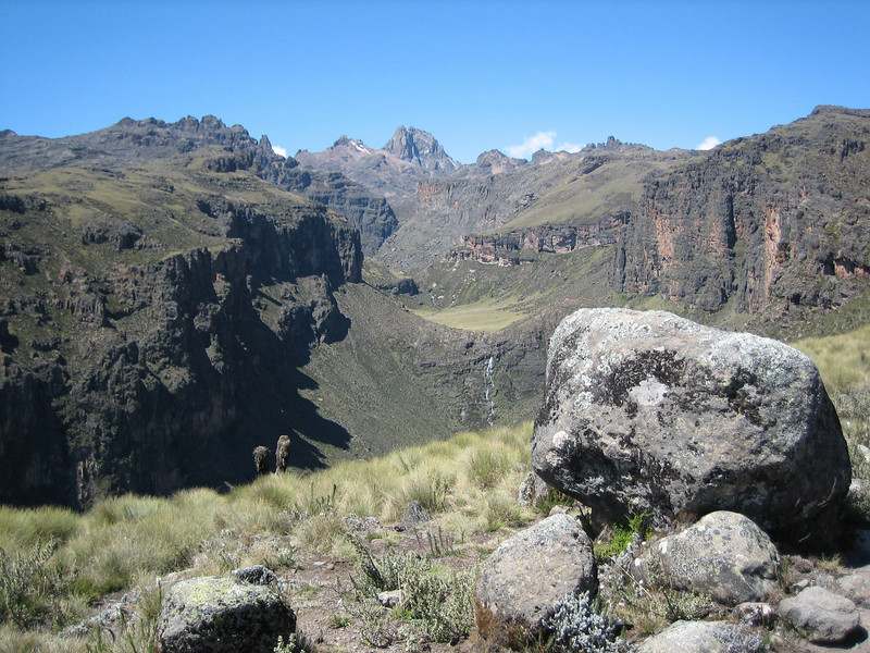 Mnt. Kenya National Park