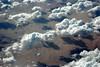 aerial view, Sahara desert