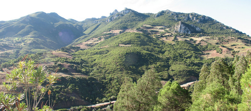 Parc National de Talassemtane