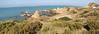 landscape near Cap Spartel (Grottes d'Hercule - Cap Spartel - Cotta - Airport - El Bori - El Mazla - Larache)