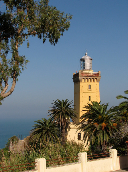 lighthouse of Cap Spartel