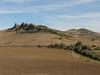 semi-desert landscape near Fes (Chefchaouen - Quazzane - Ain-Defali - Douyet - Fes)