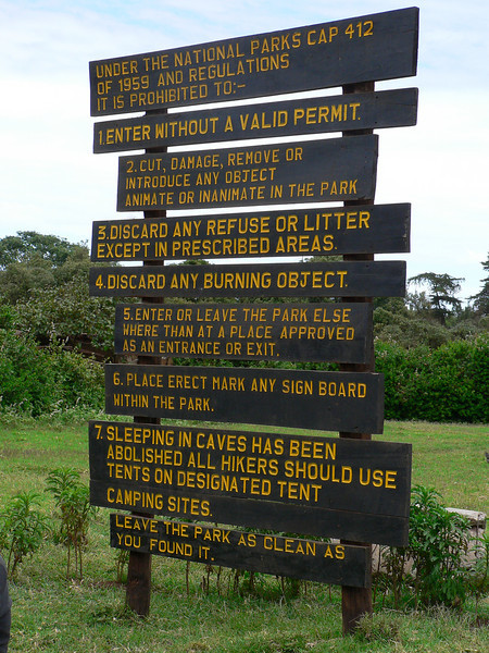 Londorosi Gate_Lemosho-route