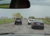 Poor roads