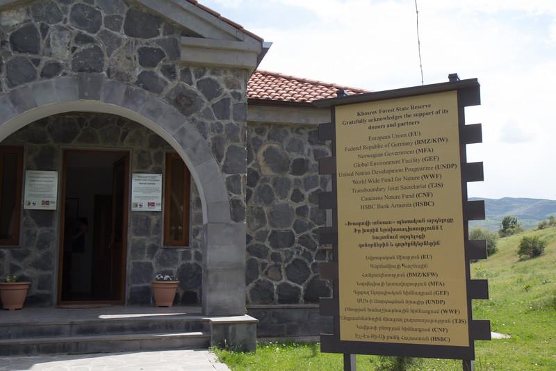 Khosrov Nature Reserve, Kotayk
