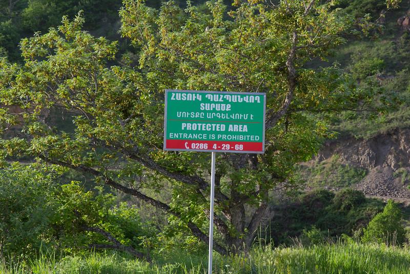 Shikahough, Nature Reserve, Syunik