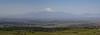 View at Mount Ararat  5137m