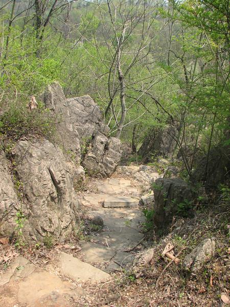 Ba Gong Shan Geo Park