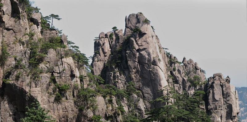 Natonal Park Huangshan, Anhui, East China