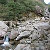waterstream near Huangshan National Park