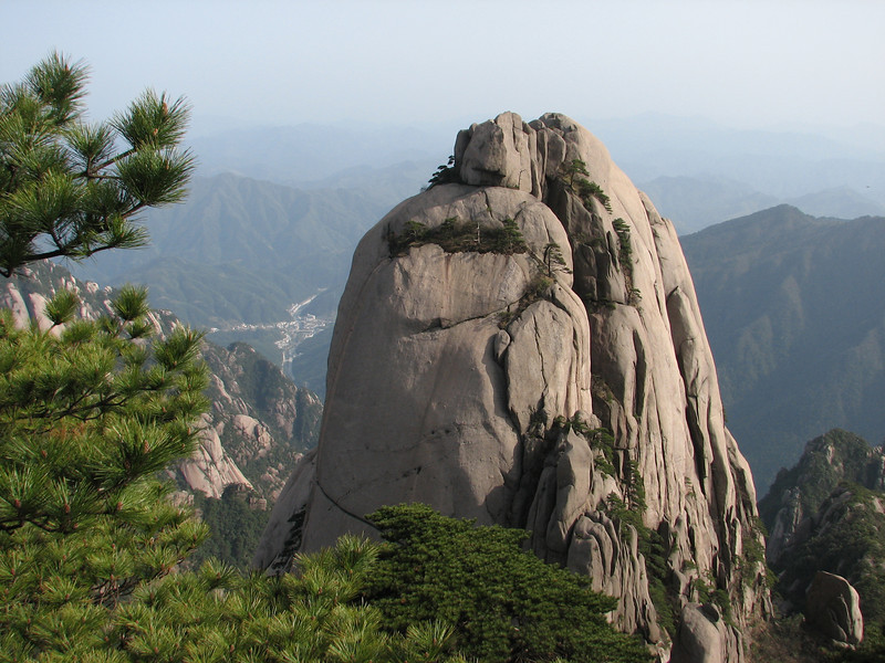 National Park Huangshan, Anhui, East China