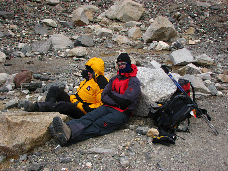 Everest Base Camp 5156m- Camp 1 5519m
