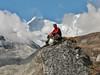 Bahtang Glacier-Camp 4379m-Pethang Ringmo Camp 4941m