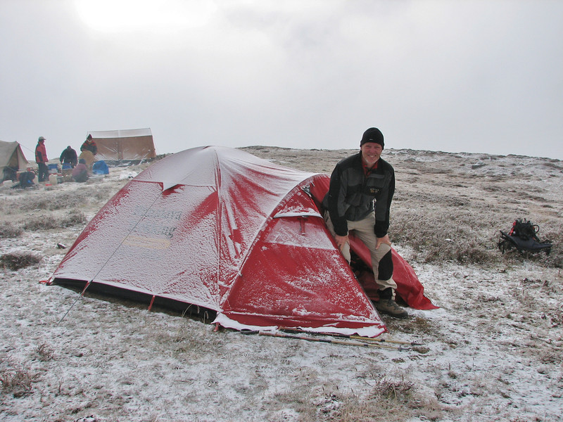 Pethang Ringmo Camp 4941m-Langma La High Camp 5098m