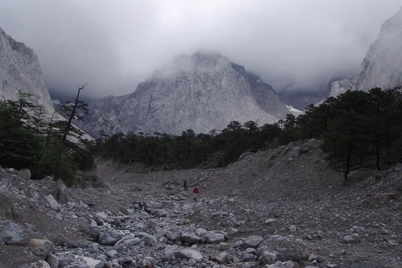 Gang Ho Ba 3030m.Yunnan