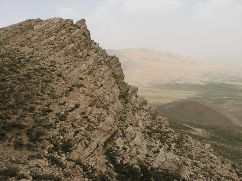 Kuh-a Bashmaku 2800m.near Semirom, Esfahan prov.