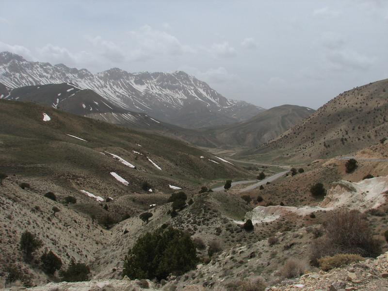 East Elburz mountains