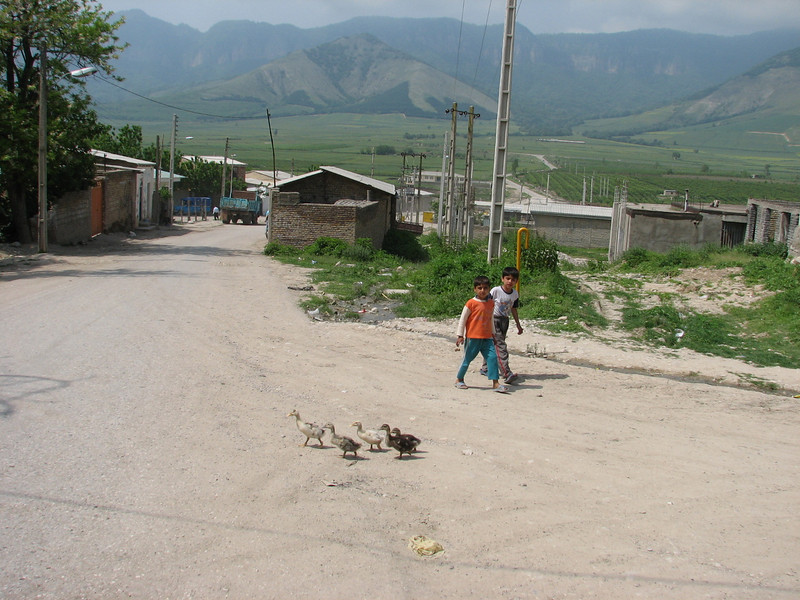 Kosh Yeylaq village