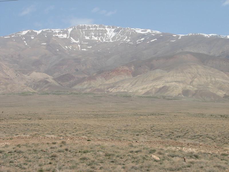 East Elburz mountains 3000m