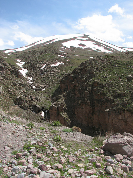 the Sahand mountains, Kuh-e-Sahand (Iran, Azarbayjan-e-Gharqi)